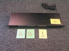 RANE ME30B SIGNLE CHANNEL 30 BAND MICROGRAPHIC EQUALIZER STEREO SPEAKER USED