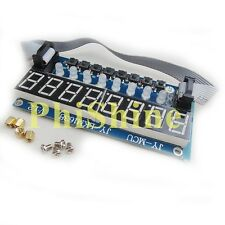 8 Digital Tube Two-Color Led Module Driver IC TM1638
