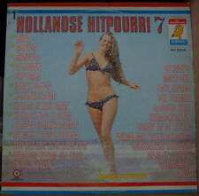 HOLLANDSE HITPOURRI 7 SEXY CHEESECAKE COVER HOLLAND PRESS  LP