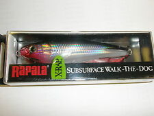Rapala X-Rap Subwalk Lure 9cm 19g SILVER Fishing tackle