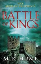 The Merlin Prophecy Book One: Battle of Kings-ExLibrary
