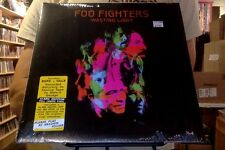 Foo Fighters Wasting Light 2xLP 45 rpm sealed vinyl + download