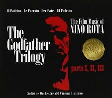 Nino Rota - The Godfather Trilogy (NEW 2CD)