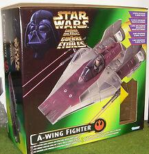 Regreso del Jedi de Star wars poder de la fuerza 2 A-wing piloto de combate con