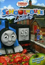 Thomas & Friends: Schoolhouse Delivery (2012, REGION 1 DVD New)
