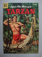Tarzan #117 F+ Challenges The Ape King