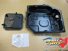2003-2012 Chrysler Jeep Dodge Ram Transmission Oil Pan & Filter Mopar OEM
