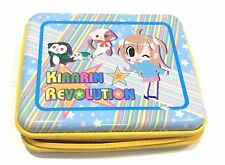 Japan Import Kirarin Revolution Japanese Anime Manga METAL PURSE WITH ZIPPER