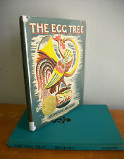 The EGG TREE by Katherine Milhous,1960 in DJ, Caldecott Medal Winner