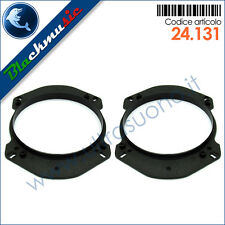 Supporti adattatori altoparlanti 130mm Fiat Multipla (1998-2010) Post.