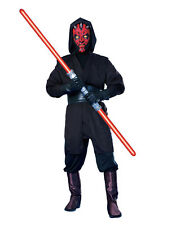 "Star Wars Mens Darth Maul Costume Style 3,Std,CHEST 44"",WAIST 30-34"", INSEAM 33"""