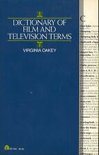 Dictionary of Film and Television Terms by Virginia Oakey (1983, Paperback)