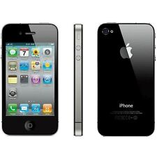 Apple iPhone 4s 16GB Black AT&T GSM Unlocked Smartphone Excellent Condition