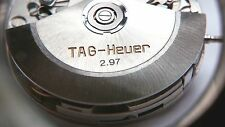 7750 Movement Chronograph, Automatic Tag Heuer 17 Jewels. Authentic. NEW