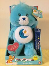 NEW BEDTIME Care Bear with Cartoon VHS Video Collectable FREE SHIPPING