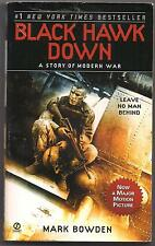 BLACK HAWK DOWN a story of modern war.
