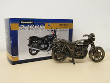 [MODEL] Kawasaki Z1000 Mk.II diecast metal figure 1/16 Not For Sale Japan