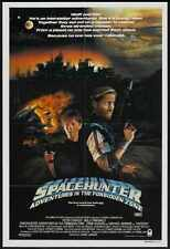 Spacehunter Poster 01 A2 Box Canvas Print