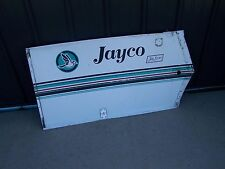CURBSIDE FRONT BODY PANEL SKIN 1993 JAYCO 1006