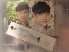 EXO LAY Nature Repulic Official Limited Notebook Fan and Standee