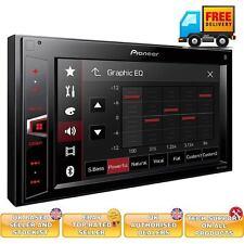 Pioneer MVH-AV270BT Mech-less double din AV car stereo Bluetooth iPod / iPhone