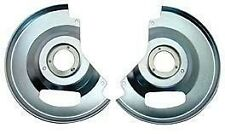 60-87 Chevy Truck and GMC Truck Disc Brakes Dust Shields, Set