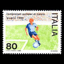 Italy 1980 - European Football Championship Italy Soccer Sports - Sc 1401 MNH
