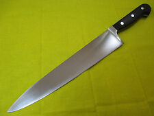 Nice Henckels Friodur 10 inch Stainless Steel Chef's Knife