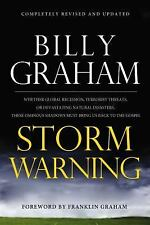 Storm Warning by Billy Graham (2010, Hardcover)
