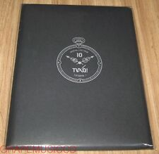 TVXQ! SPECIAL LIVE TOUR T1ST0RY - &...! TISTORY OFFICIAL GOODS PHOTO BOOK NEW