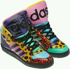 ADIDAS JEREMY SCOTT INSTINCT HI MULTICOLOR JS ORIGINAL US12