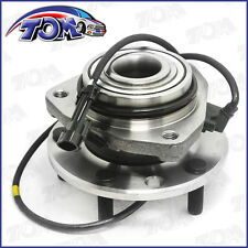 NEW FRONT WHEEL HUB BEARING FOR CHEVY BLAZER S10 GMC JIMMY 4WD 4X4 AWD W/ABS