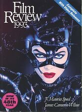 Film Review, 1993 by F. Maurice Speed and James Cameron-Wilson (1993, Paperback)