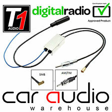 Kenwood DNX-521DAB DAB+ AM FM Radio SMB Car Stereo Aerial Antenna Splitter