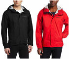 COLUMBIA TRAIL TURNER SHELL MEN'S LIGHTWEIGHT RAIN JACKET WATERPROOF BREATHABLE