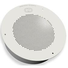 CyberData - V2 Analog Speaker, Migliore distribuzione del segnale audio, Bianco