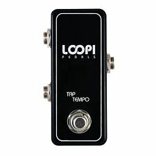 Triple Tap Tempo Pedal - Stepped Output - Delay Expression Pedal - Loopi Pedals
