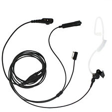 Covert Acoustic Tube Earpiece PTT Mic for Hytera/HYT PD780/PD705/PD785 Radio co