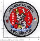 Florida - Lake County Fire Rescue Special Operations FL Fire Dept Patch