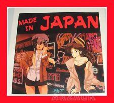 MADE IN JAPAN AL Fumetto Club TIRATURA LIMITATA per soli soci