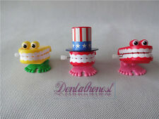 3PCS DENTAL JUMPING TEETH TOY  Wind-Up Toys FOR Dental Gift