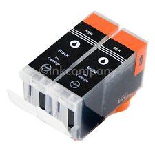 2 Tinte Black XL PGI-5 für CANON IP3300 IP4500X IP3500 IP4200X IP4300 MX850