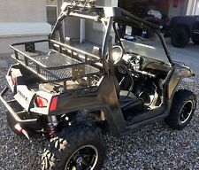 Baja Safari Cargo Rack Bed Extender UTV RAX Polaris RZR 800 800S