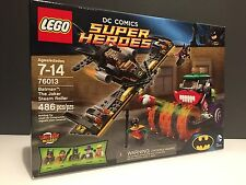 Lego 76013 - Batman The Joker Steam Roller, DC Universe Super Heroes (Sealed)