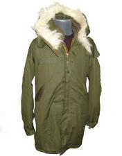 M65 Parka Extreme Cold Weather Hood Fishtail Vietnam 8415-782-3218 Medium 8662