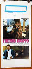 Mario Merola Nunzio Gallo L'ULTIMO GUAPPO locandina originale 1978