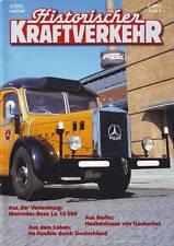 Historischer Kraftverkehr 3/03 Mercedes Lo 10000 & LP/S 333 / Gaubschat 1935-55