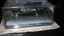 JAMES BOND 007 MOVIE CARS 1/43 MERCEDES BENZ 250SE FROM OCTOPUSSY MOVIE
