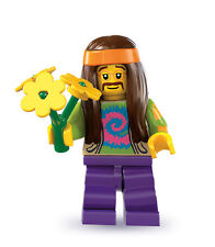 LEGO 8831 Minifigure Series 7 - Hippie New Sealed