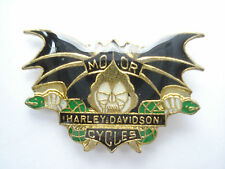 HARLEY DAVIDSON MOTORCYCLES ROCKERS BIKER BIKE PIN BADGE RARE JOB LOT BUNDLE x10